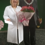 Jayne Shaw's retirement from Whitchurch Friday Market