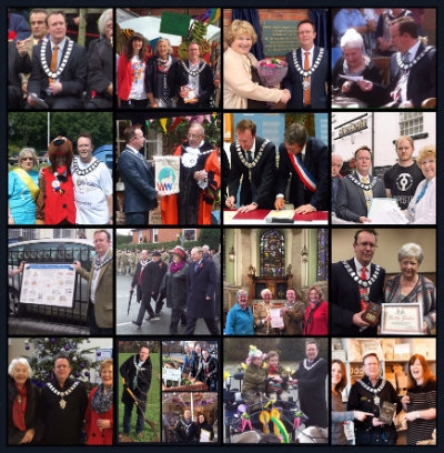 Mayor's Year 2015 16