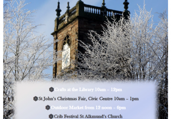 Christmas in Whitchurch 2017