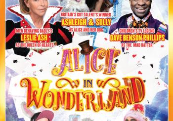 Alice in Wonderland Christmas Panto
