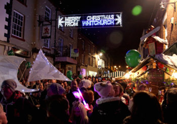 Saturday 24th November – Whitchurch Christmas Lights Switch On Day