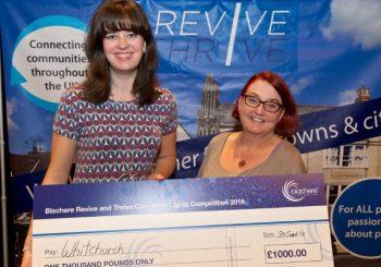 Revive & Thrive Winner